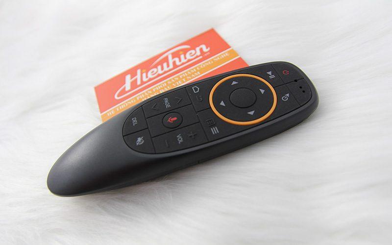 air mouse a2f – chuột bay tìm kiếm bằng giọng nói cho android tv box - phím