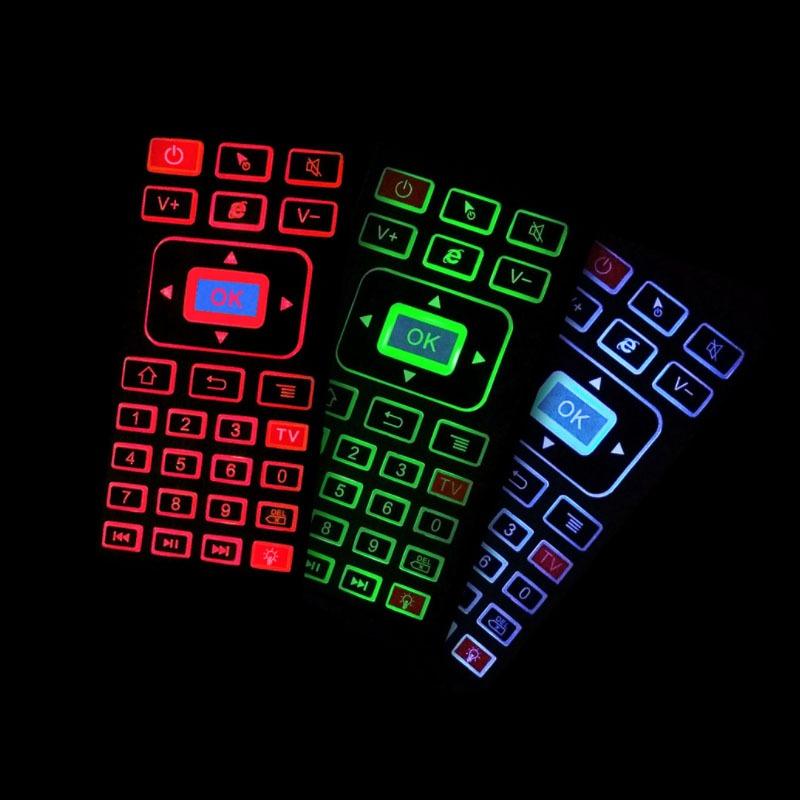 air mouse a5 pro - bàn phím chuột bay pin sạc cho android tv box - hình 07