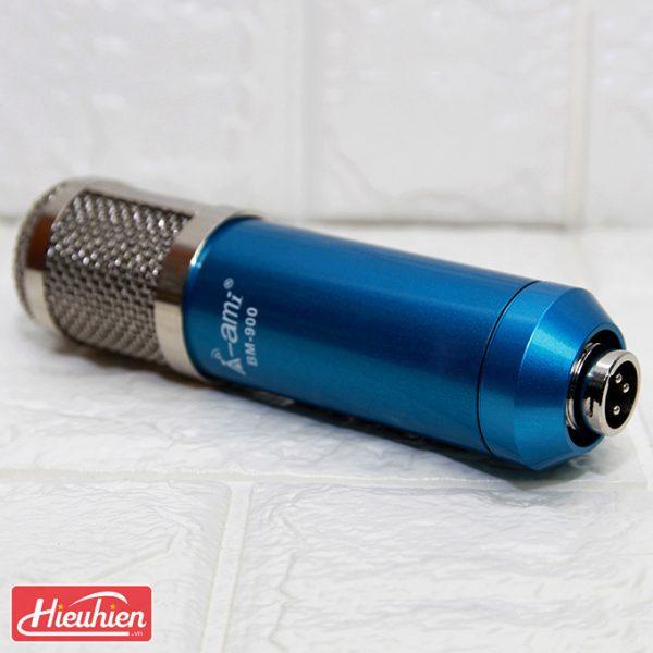 Micro Thu Âm AMI BM-900 - Mic Hát Karaoke Live Stream » Giá Rẻ 01