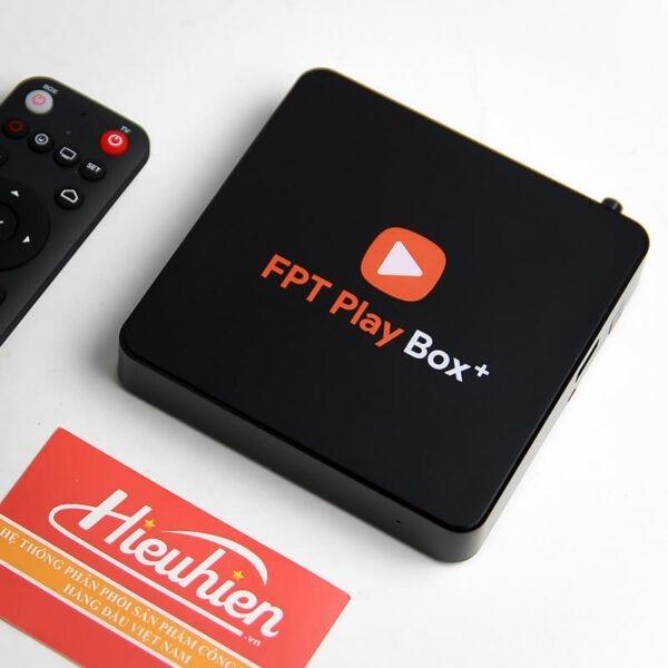 android tv box fpt play box + 2019 voice remote - hộp truyền hình thông minh điều khiển bằng giọng nói 03