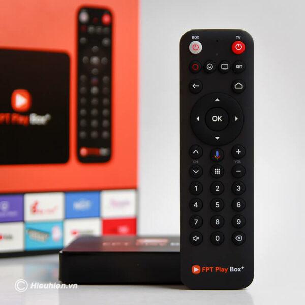 android tv box fpt play box + 2019 voice remote - hộp truyền hình thông minh điều khiển bằng giọng nói 05