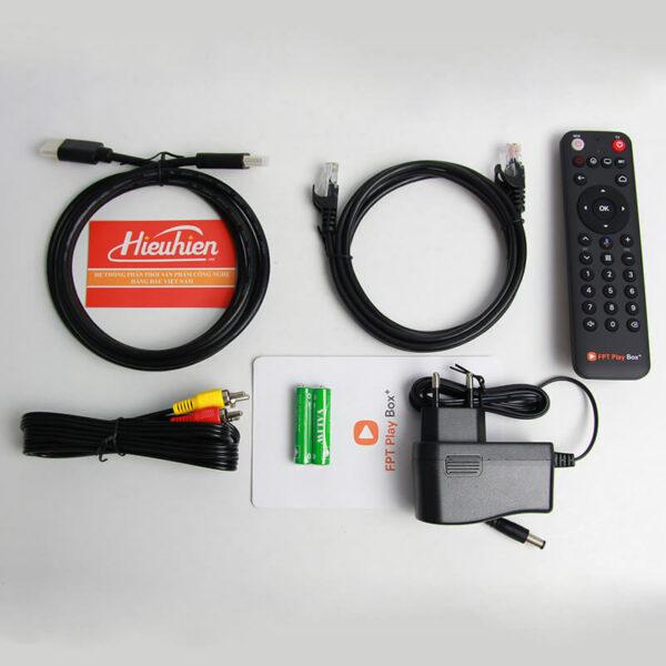 android tv box fpt play box + 2019 voice remote - hộp truyền hình thông minh điều khiển bằng giọng nói 07