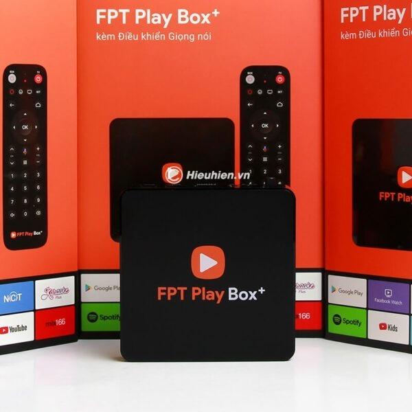 android tv box fpt play box + 2019 voice remote - hộp truyền hình thông minh điều khiển bằng giọng nói 08