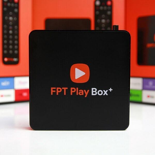 android tv box fpt play box + 2019 voice remote - hộp truyền hình thông minh điều khiển bằng giọng nói 09
