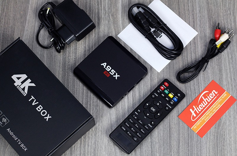 a95x r1 android tv box gia re, cau hinh manh rockchip rk3229, android 6.0