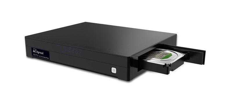 egreat a8 pro android tv box - đầu phát 4k hdr - hình 02