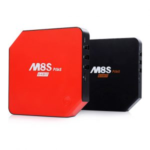 enybox m8s plus s905 android tv box amlogic s905 quad core