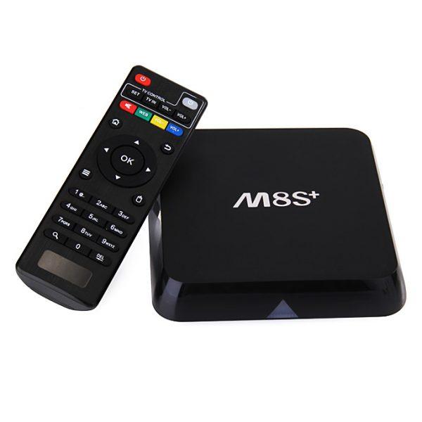 enybox m8s+ (m8s plus) android tv box amlogic s812 quad core