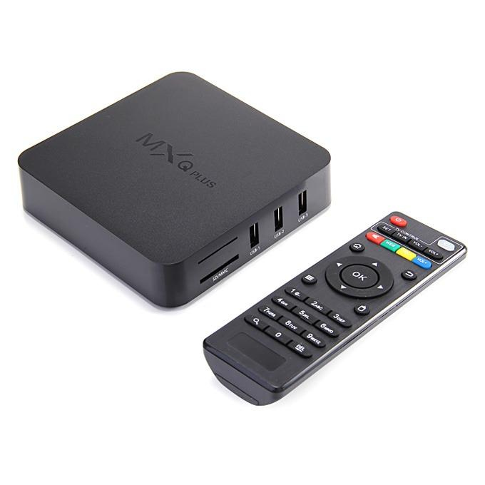 enybox mxq plus (mxq+) android tv box amlogic s905 quad core chính hãng - hình 02