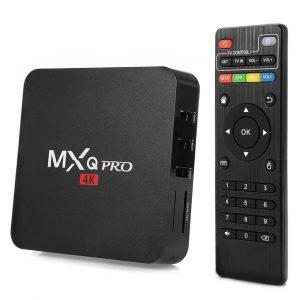 enybox mxq pro 4k android tv box amlogic s905 quad core chính hãng