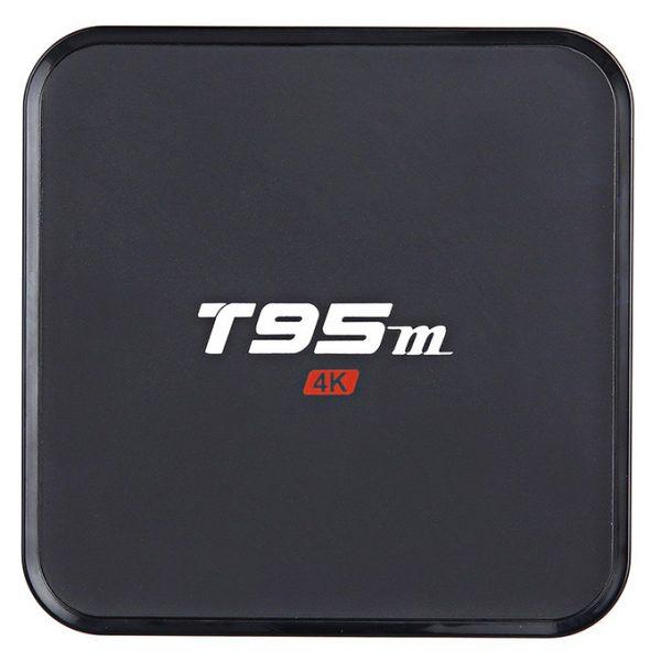 android tv box t95m amlogic s905x, ram 2gb, android 6.0 giá rẻ chính hãng - hình 02