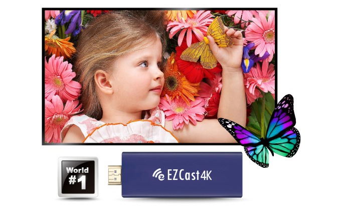 hdmi khong day ezcast 4k wifi dongle
