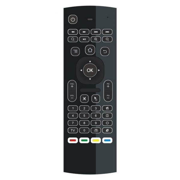 bàn phím chuột bay km800 pro (mx3 pro) cho android tv box chính hãng