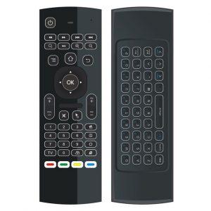bàn phím chuột bay km800 pro (mx3 pro) cho android tv box chính hãng - hình 02