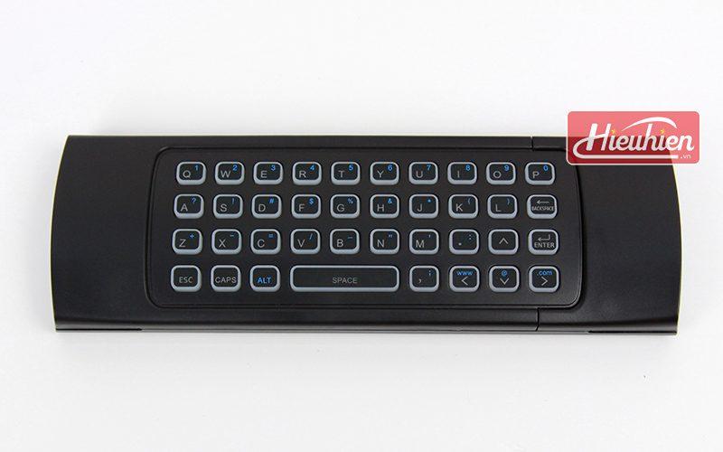 bàn phím chuột bay km800 pro có mic voice search - mx3 pro voice