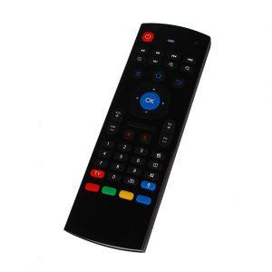 bàn phím chuột bay km800v có mic voice search (mx3 voice) cho android tv box