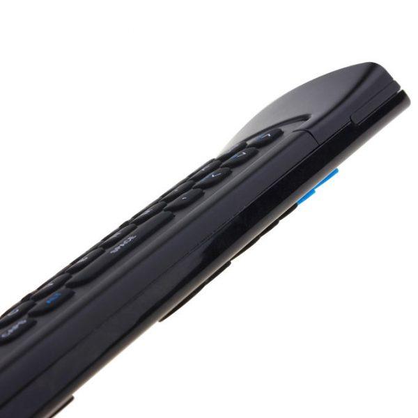 bàn phím chuột bay km800v có mic voice search (mx3 voice) cho android tv box - hình 05