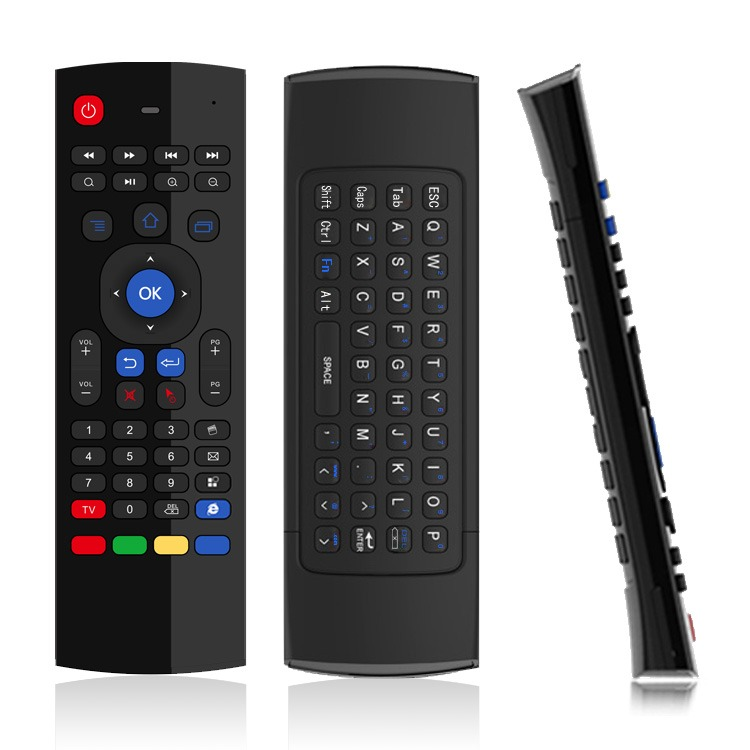bàn phím chuột bay km900 cho android tv box chính hãng, giá tốt