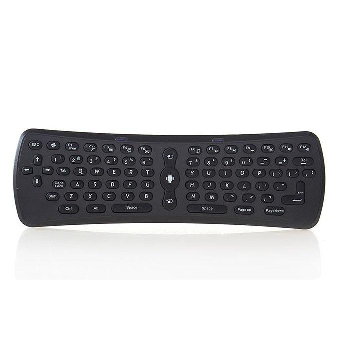 bàn phím chuột bay t3 cho android tv box, smart tv chính hãng - hình 01