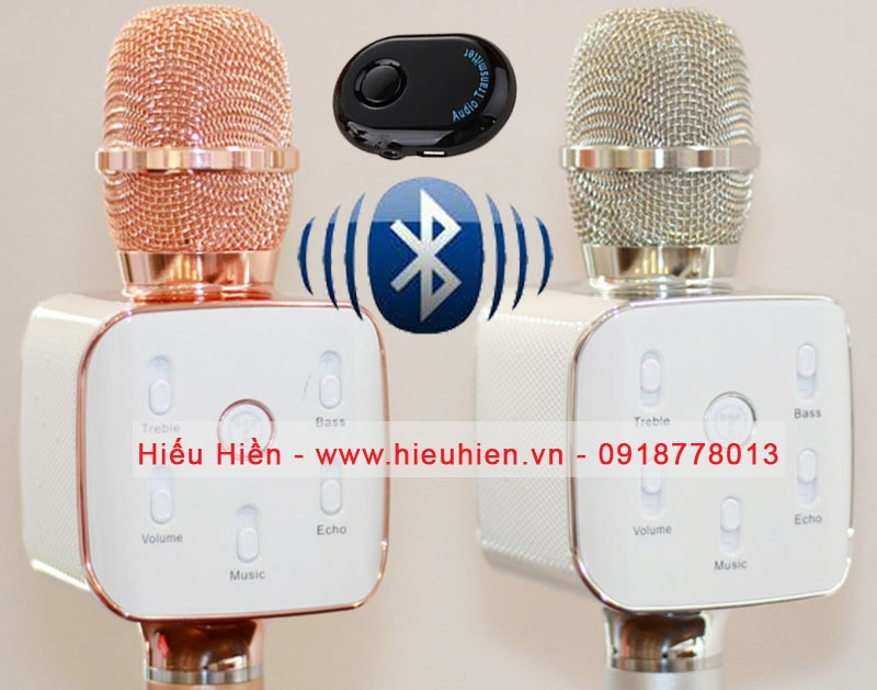 Bluetooth AT2 ghép 2 Micro, loa bluetooth - hình 01