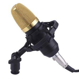 Micro Thu Âm BM-700 - Mic Hát Karaoke, Live Stream » Chính Hãng, Giá Rẻ 01