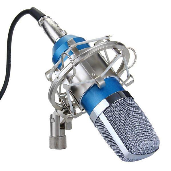 Micro Thu Âm BM-700 - Mic Hát Karaoke, Live Stream » Chính Hãng, Giá Rẻ 02