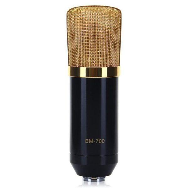 Micro Thu Âm BM-700 - Mic Hát Karaoke, Live Stream » Chính Hãng, Giá Rẻ 06