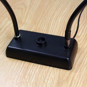 Bộ giá đỡ điện thoại Livestream có đèn LED LB-01 01