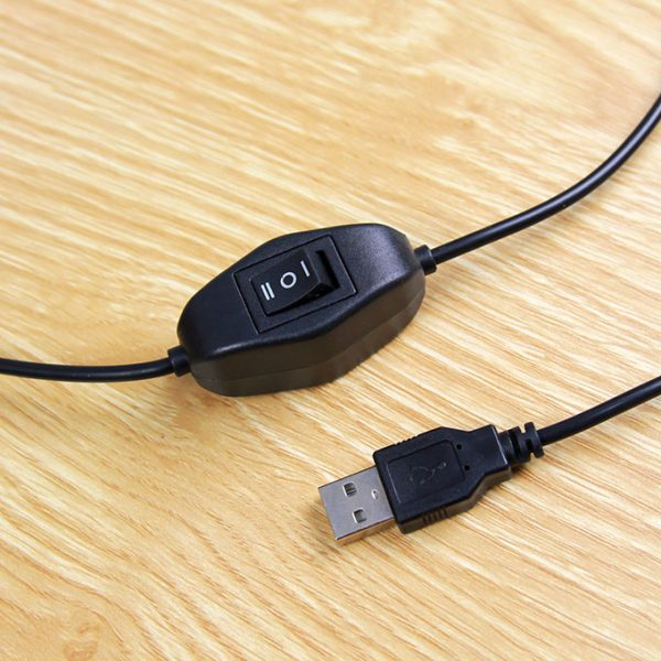 Bộ giá đỡ điện thoại Livestream có đèn LED LB-02, chân kẹp bàn 04