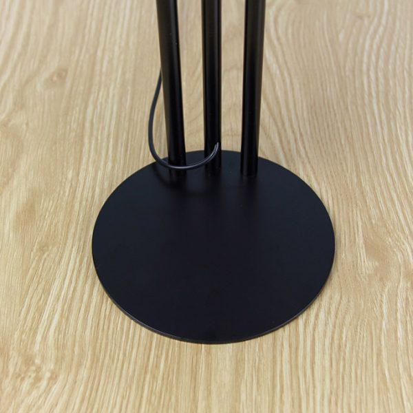 Bộ giá đỡ điện thoại, Micro thu âm Livestream có đèn LED LB-03 04