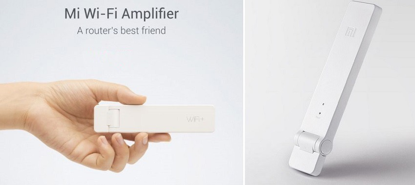 bo khuech dai song wifi xiaomi mi wifi repeater / amplifier