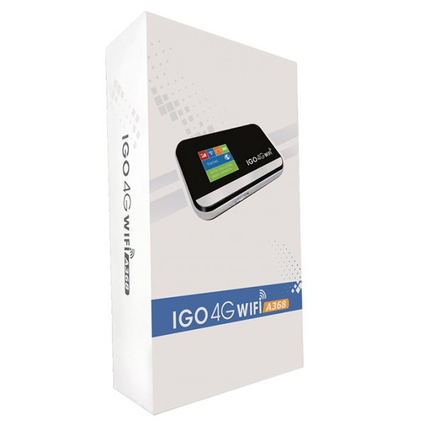 igo a368 - bộ phát wifi di động 4g, tốc độ 150mbps - hình 03
