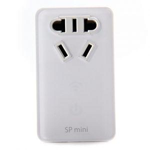 broadlink sp mini - ổ cắm điện thông minh wifi - hình 02