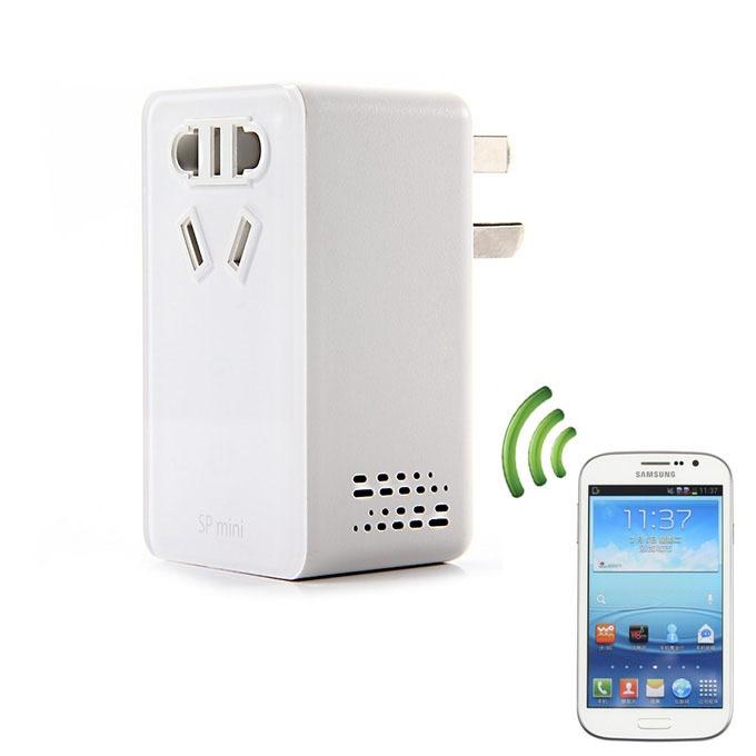 BroadLink SP mini - Ổ cắm thông minh Wifi chính hãng, giá tốt