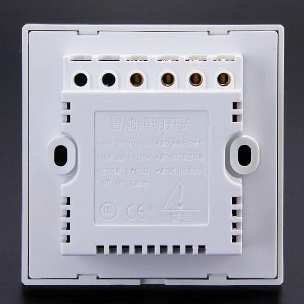 broadlink tc2 - công tắc 3 phím cảm ứng điều khiển từ xa - hình 04