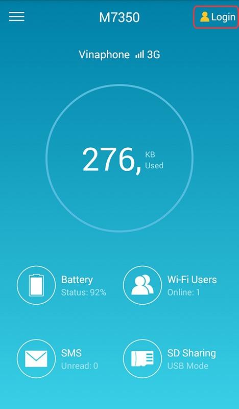 huong dan dung ung dung tpmifi app truy cap vao the nho micro sd trong tp-link m7350 qua wifi