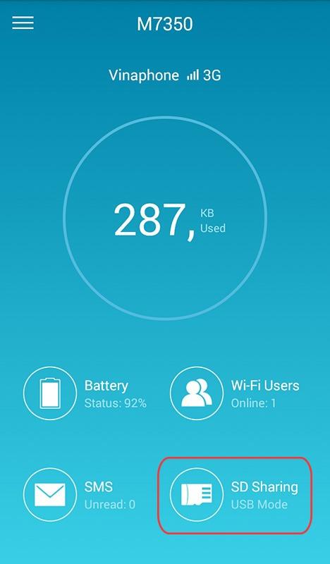 huong dan dung ung dung tpmifi app truy cap vao the nho micro sd trong tp-link m7350 qua wifi 03