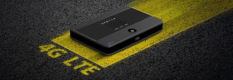 Cách dùng tpMiFi App truy cập vào thẻ nhớ trong TP-LINK M7350 qua WiFi