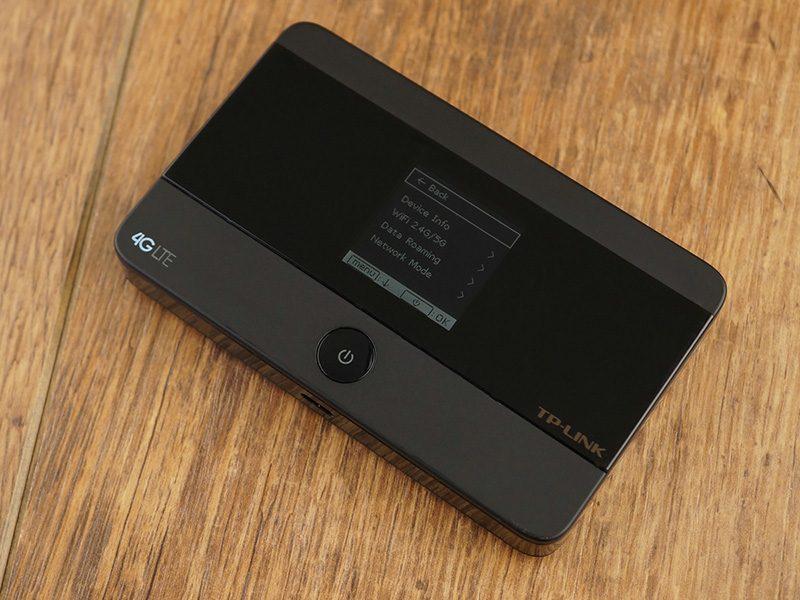 Cách xem tên và mật khẩu wifi của TP-LINK M7350