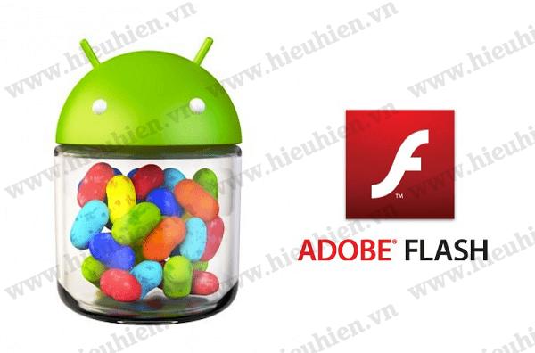 Hướng dẫn cài đặt Flash Player trên Android 4.4 Kitkat