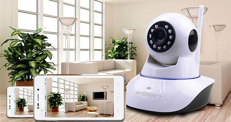 camera ip wifi hismart pro 09 hd 10