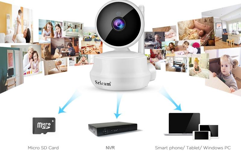 Chọn mua Camera IP Wifi chất lượng tốt, đảm bảo anh ninh ngày tết 2019