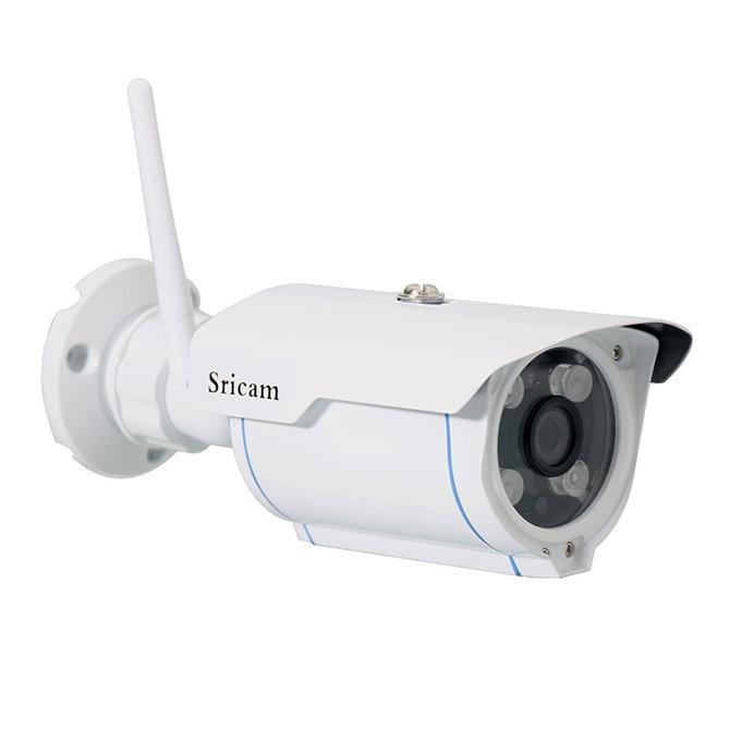 sricam sp007 - camera ip wifi ngoài trời, hỗ trợ thẻ nhớ 128gb chính hãng - hình 02