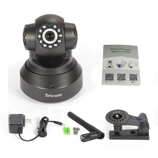camera ip wifi sricam sp005 giám sát, quan sát không dây giá rẻ chất lượng hd - hình 06