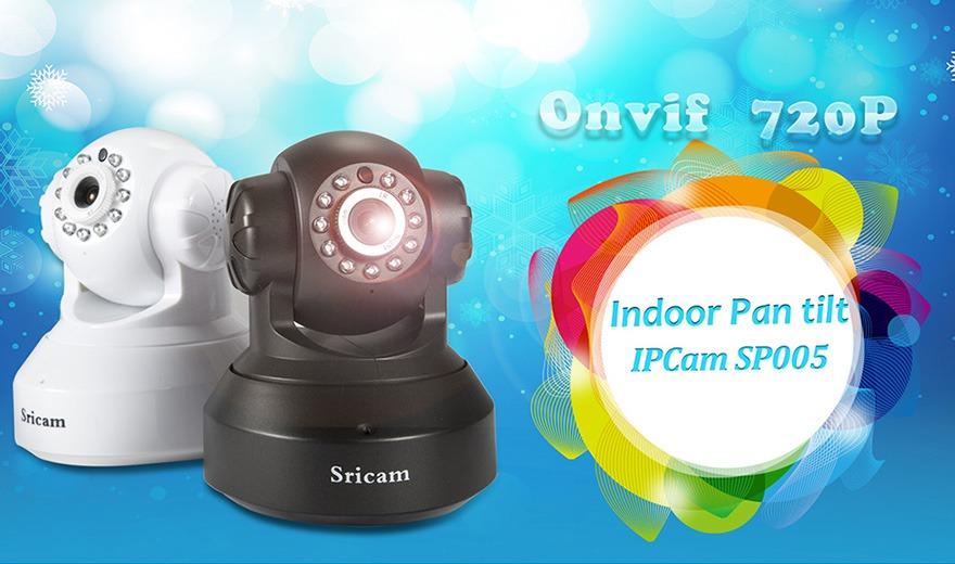 camera ip wifi sricam sp005 giám sát, quan sát không dây giá rẻ chất lượng hd - hình 12