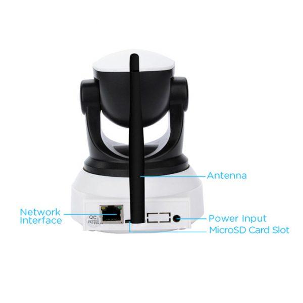 sricam sp017 - camera ip wifi thông minh, hỗ trợ thẻ nhớ 128gb - hình 03