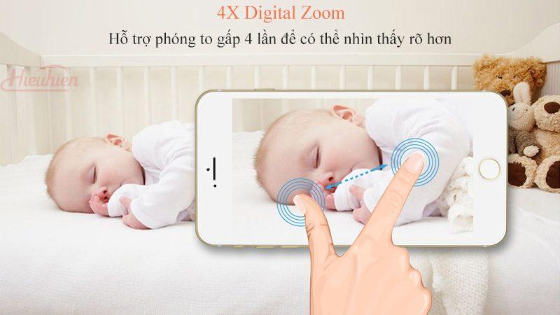 camera ip sricam sp018 full hd 1080p tặng thẻ nhớ - xem qua điện thoại