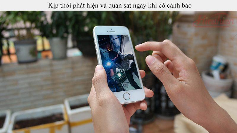 camera ip sricam sp018 full hd 1080p tặng thẻ nhớ - xem trên điện thoại