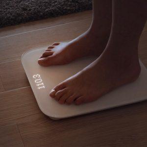 cân xiaomi mi smart scale - cân điện tử thông minh theo dõi sức khỏe - hình 06