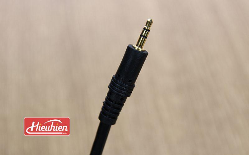 Cáp 3.5mm Jack Plug to XLR Female - Cáp kết Nối Micro Thu Âm - 3.5